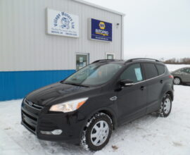 2013 FORD ESCAPE SEL AWD.