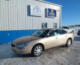 2005 BUICK ALLURE BASE